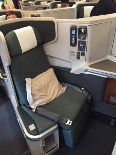 Seat 11G