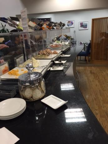 Self Serve Food Bar