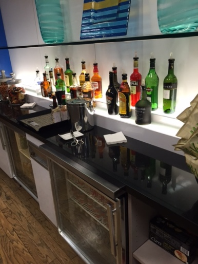 Self Serve Drink Bar