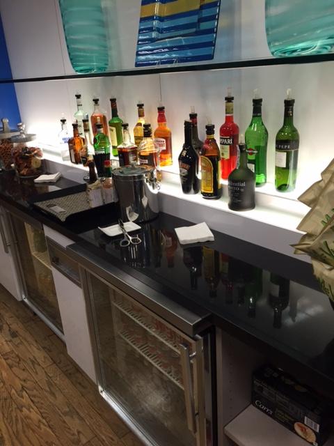Self Serve Drink Bar